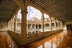 Interior Palacio Real de Valladolid - Miguel Pereda Fotografo - www.miguelpereda.com