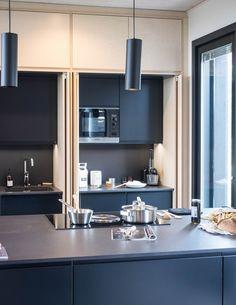 Kitchen Pantry, Kitchen Dining, Kitchen Interior, Home Interior Design, Floor To Ceiling Cabinets, Upper Cabinets, Painting Kitchen Cabinets, Dining Area, Home Kitchens