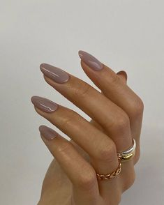 Nude Nails, Nail Manicure, Acrylic Nails, Manicure Ideas, Stylish Nails, Trendy Nails, Nail Polish, Girls Nails, Garra