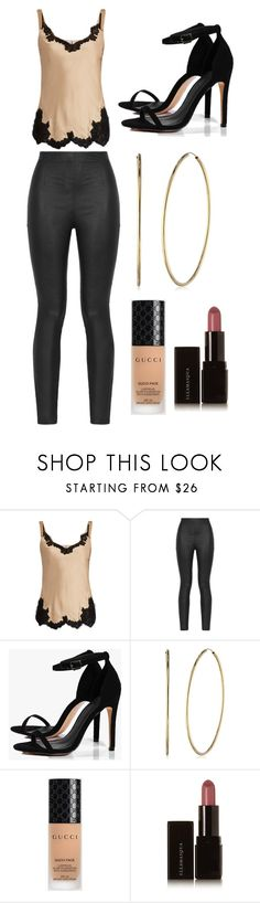 """""""Sans titre #5184"""" by yldr-merve ❤ liked on Polyvore featuring Helmut Lang, Armani Jeans, Boohoo, Kenneth Cole, Gucci and Illamasqua"""