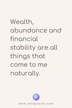 Enjoy this list of the top millionaire mindset affirmations to help you focus on your money goals and achieve them. Visit Selfpause for more affirmations. Wealth Affirmations, Morning Affirmations, Law Of Attraction Affirmations, Positive Affirmations, Positive Quotes, True Quotes, Motivational Quotes, Inspirational Quotes, Quotes Quotes