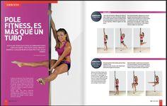 Part I Basic & Intermediate Pole Fitness Conditioning Routine // Ejercicio y Salud Magazine Costa Rica #Provocarte #PoleFitness #PoleDance #LovePole #RositaCajas