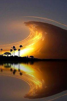 Ocean Wave Cloud • Costa Rica