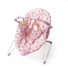 Cool! :)) Pin This & Follow Us! zBabyBaby.com is your Baby Gallery ;) CLICK IMAGE TWICE for Pricing and Info :) SEE A LARGER SELECTION  baby bouncer at http://zbabybaby.com/category/baby-categories/baby-activity-gear/baby-bouncer/ -  #baby #babyshower #babystuff #babygear #babybouncer - Bright Starts Delightful Daisy Pink Cradling Bouncer « zBabyBaby.com