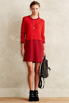 Eaves Dress anthropologie.com #anthrofave