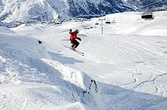 Skiing Valmeinier / Ski Valmeinier