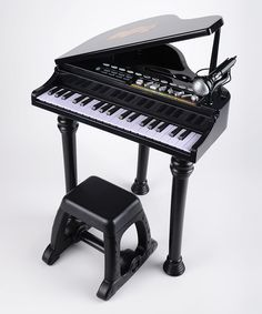 Look at this Electric Grand Piano on #zulily today!