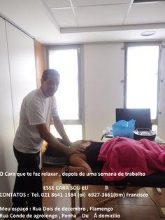 Agende agora sua massagem . Você merece !