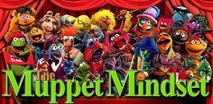 The Muppet Mindset-motivational muppet posters