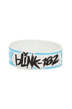 Blink-182 What's My Age Again? Rubber Bracelet - 153446