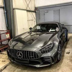 """769 Likes, 4 Comments - Mercedes Amg Supercars (@amgbuzz) on Instagram: """"When the AMG GTR is ready to bite What's the best looking color for it? -->FOLLOW @AmgBuzz for…"""""""
