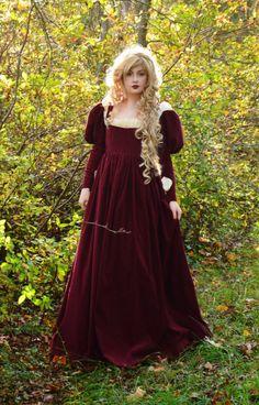 Angela Clayton's Costumery & Creations: Historically Inspired