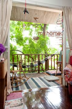 balcony - Um yes