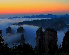 宝峰湖杯-第二界张家界网络摄影大赛
