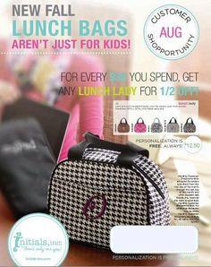 August Customer Shopprotunity!