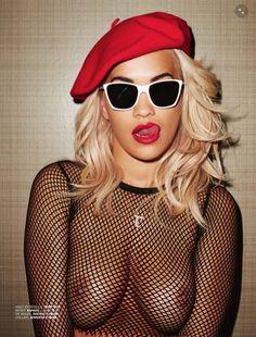 Rita Ora for LUI Magazine