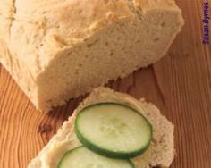 Gluten-Free, Dairy-Free Brown Bread - also egg free. (Uses gluten-free beer to help it rise) Recipe by Elizabeth Gordon