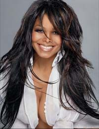 Janet Jackson, my definition of beautiful. One must have at least 1 of her c.d.'s, I choose to have them all!