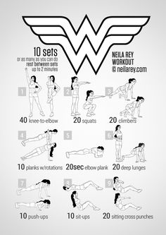 Wonder Woman Workout... ...repinned für Gewinner!  - jetzt gratis Erfolgsratgeber sichern www.ratsucher.de