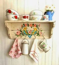 Kitchen shelf/rack! Beautiful!