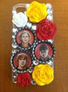 Harry Potter iPhone 4 Case