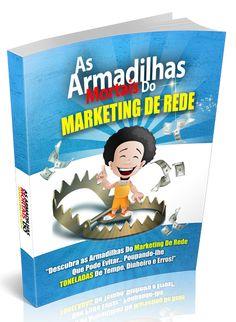 EBOOK GRÁTIS REVELA...  As Armadilhas Mortais do Marketing de Rede  e Como Se Prevenir Cover, Books, Business Ideas, Tips, Livros, Libros, Livres, Book, Blankets