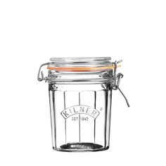 """<div class=""""product-description"""">  <strong>Kilner Facetted Clip Top Jar 450ml -</strong>The Kilner clip top range features a distinctive facetted design reminiscent of a bygone era. Whether you choose to store dried, preserved or pickled food, the distinctive iconic Kilner airtight clip system is designed to keep foods fresher for longer.  </div>"""