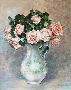 Roses by Dobriela Koeba.