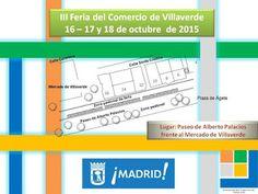 Gente de Villaverde: III Feria del Comercio en Villaverde