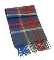 Extra Long Irish Lambswool Scarf I Winter survival gift for him #warmup #uniquegift #coldweathergifts