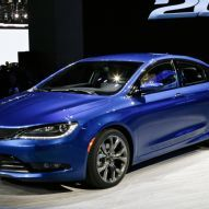 2015 Chrysler 200 In Detroit Front View Photo 1