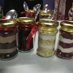 Dessert jars