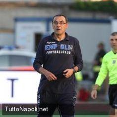 SEMPRE E comunque Napoli: Il Roma - Sarri vara il 4-3-2-1 aspettando Saponar...