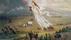 Find a summary, definition and facts about the Manifest Destiny for kids. Manifest Destiny Timeline, Painting and Facts. Information about the Manifest Destiny for kids, children, homework and schools. Library Of Congress, Thomas Jefferson, Us History, American History, History Facts, History Timeline, Mexican American, History Education, History Memes