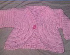 Suéter de bebé búho patrón PDF por paperama en Etsy