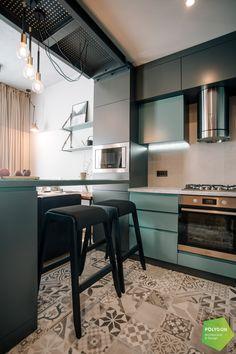 Interior design of the kitchen від Polygon Interior Design Kitchen, Interior Design Living Room, Living Room Decor, Kitchen Decor, Bedroom Decor, Design Trends, Sweet Home, House Design, Kitchens