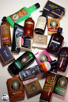 Suds for your buds. You have friends that are Fathers, maybe your brother, uncle or gramps. A simple gift can make all the difference. Take the time, www.pomade.com #soap #shampoo #clean #beard #wash #bar #mrpom
