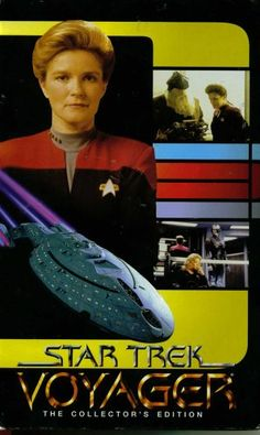 Star Trek Voyager Collectors Edition (The 37s and Initiations) @ niftywarehouse.com #NiftyWarehouse #StarTrek #Trekkie #Geek #Nerd #Products