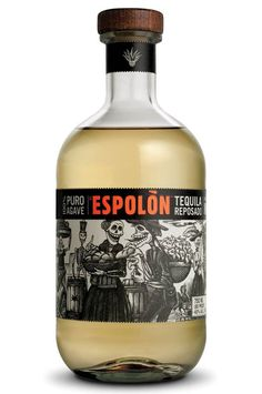 yummo - this tequila is always in my freezer