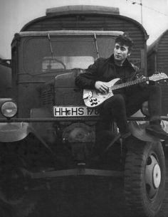 John Lennon, Hamborg