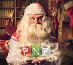 Portable North Pole Personalized Message from Santa