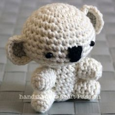 Amigurumi Bear Tutorial : 1000+ images about Crochet Amigurumi on Pinterest ...