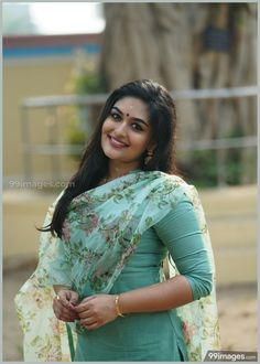 Prayaga Martin Beautiful HD Photoshoot Stills - Indian Dresses, Indian Outfits, Salwar Pattern, Churidar Designs, Indian Designer Outfits, Indian Beauty Saree, Beautiful Indian Actress, India Beauty, Gorgeous Women