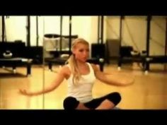 Awesome Arm Workout by Tracy Anderson. Seems simple but halfway through I guarantee you will feel the burn! ....great for toning those arms for the wedding!
