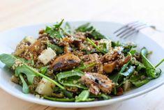 14 ensaladas ligeras para cenar   Cocina Batch Cooking, Easy Cooking, Healthy Cooking, Cooking Recipes, Healthy Food, Mexican Food Recipes, Vegetarian Recipes, Healthy Recipes, Ethnic Recipes
