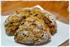 Pão de Bicarbonato Irlandes/Irish Soda Bread