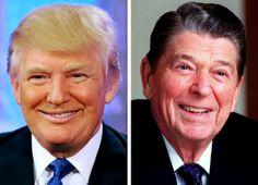 The TRUMP Report - Trump And Reagan