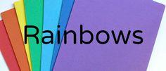 Themes Preschool Curriculum Free, Preschool Schedule, Preschool Lesson Plans, Daycare Themes, Kindergarten Themes, Preschool Themes, Preschool Weather, Rainbow Theme, Monthly Themes