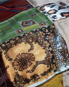 Upclose: Amber color scheme
