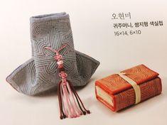 [전통] 직물공예_색실누비 : 네이버 블로그 Korea, Felt, Traditional, Embroidery, Creative, Crafts, Bags, Etsy, Art